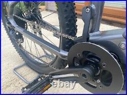 Haibike Sduro Hardseven 1.0 Electric Mountain Bike E-bike (LOW MILES) 18frame