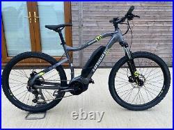 Haibike Sduro Hardseven 1.0 Electric Mountain Bike E-bike (LOW MILES) 50cm frame