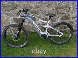Haibike Xduro ALLMTN 3.0 Electric Mountain Bike E Mtb Large Frame 2019