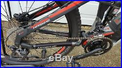 Haibike sDuro AllMtn RX 27.5 2015 Emtb Ebike Electric Mountain Bike 20 XL Frame