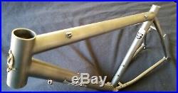 Ibis Ti Mojo MTB hardtail frame for V-brakes 26er Size M, 1997