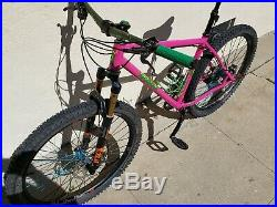 Independent Fabrication Steel Deluxe Large Frame & Accessories 27.5 650B
