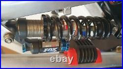 Intense 6.6 SS Slopestyle full suspension MTB bike frame