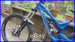 Intense 951 FRO 17.5 frame full suspension downhill mountain bike