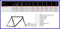 Jamis Dragon 650b 27.5 Mountain MTB Bike Steel Frame Deep Purple 19 w Headset