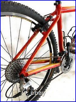 KLEIN ATTITUDE COMP Mountain Bike Year 2000 Orange Frame size M