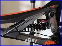 KTM Aphex Downhill Mountain Bike Frame & 5th Element Shock