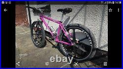 Klein Pulse Frame retro small ladies gents yeti mountain bike trek kona leeds gt
