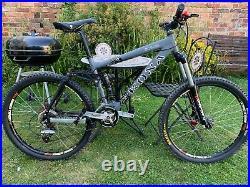 Kona Coiler Full Suspension Mountain Bike (Medium Frame)
