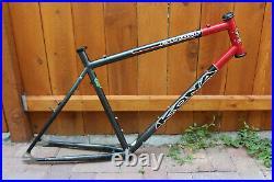 Kona Explosif Singlespeed Mountain Bike Frame 20/Large V-Brake 26 Reynolds 853