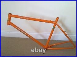 Kona Explosif frame Reynolds 853