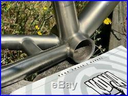 Kona Hei Hei Titanium MTB Frame 19 L Sandvik TST 1996 USA