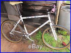 Kona LavaDome 1990 retro mtb, joe murray ss upgraded, ritchey, wolber, dean, ringle