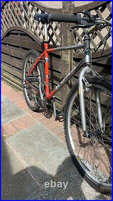 Kona Mountain Bike classic retro 1993 Vintage Mtb Original 19 Inch Frame