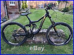 Kona Operator Mountain Bike Medium Frame DH bike need gone