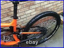 Kona Precept 120 2017 18 Frame 27.5 Full Suspension Mountain Bike £1035