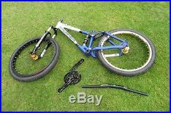 Kona Stinky JUNIOR 13 FULL SUSPENSION FRAME, MTB Mountian Bike CAN POST