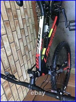 Lapierre XM 327 Medium Frame 27.5 2017 Full Suspension Mountain Bike Zesty MTB