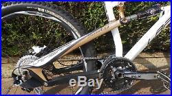 Lapierre Zesty 514 2011 Size Medium. Very little use, Carbon fibre rear frame