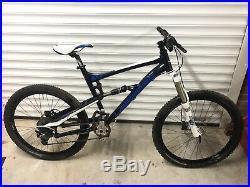 Lapierre Zesty 514 Mountain Bike Full Suspension Large Frame