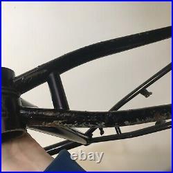 Large Ibis Mojo Steel Mountain Bike Frame