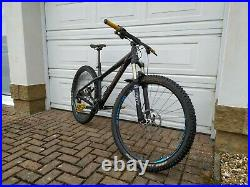Large hardtail mountain bike 29er in great condition. Nukeproof Scout Frame