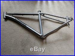 Lysnkey Ridgeline Titanium Mountain Bike Frame Small 650b / 27.5 2014