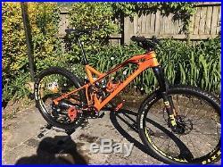 MONDRAKER FACTOR XR 27.5+ Full Suspension Mountain Bike FRAME SIZE LARGE