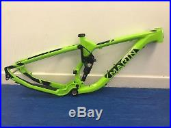 Marin 2017 Mount Vision 6 Mountain Bike Enduro XC Frame- 16in FR02