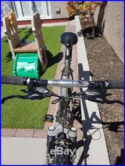 Marin Team Titanium Bike 17 inch frame