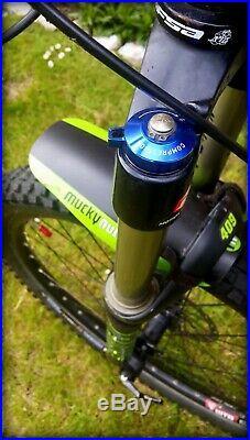 Marin Wolf ridge 6.7 full suspension mountain bike medium frame-good condition