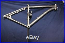 Medium Lynskey M290 Titanium Mountain Bike Frame with Cane Creek Shimano DT Swiss