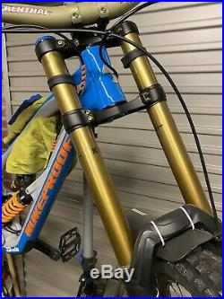 Medium Nukeproof Factory Pulse DH Mountain Bike Frame Only 27.5 2018