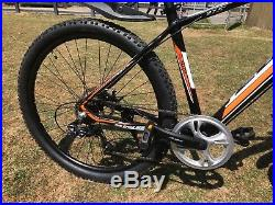 Men's Mountain Bike 27.5 Wheels MTB Bicycle Hardtail Cycle Trek 2018 Orange