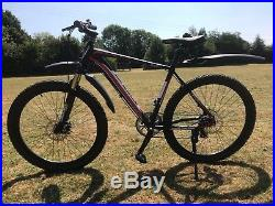 Men's Mountain Bike 27.5 Wheels MTB Bicycle Hardtail Cycle Trek 2018 Red