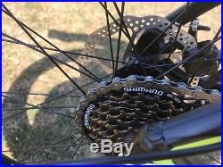 Men's Mountain Bike 27.5 Wheels MTB Bicycle Hardtail Cycle Trek 2018 Silver
