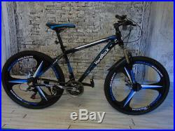 Men's Mountain Bike Aluminium frame, 26 Wheel, Front Suspension, HardRoxX