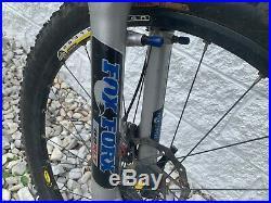 Merlin XLM Bike Made of Titanium 20 in Frame 27 Speed Low Miles Nice