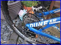 Mondraker Dune XR 2015 Mountain Bike Frame 650b 27.5 Medium Fox Float X2