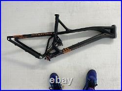 Mondraker Foxy RR Carbon Mountain Bike Enduro Frame With Fox Kashima Shock
