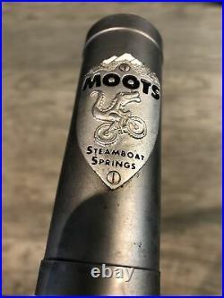 Moots Cinco Titanium Full Suspension Mountain Frame 18 26