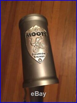 Moots MootoX RSL Titanium Mountain Bike Frame 16 Small