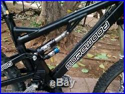 Morewood Shova St Frame+rear Shock Fox Dhxair