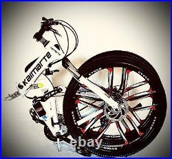 Mountain Bike 21 Speed MTB Aluminum Frames 24 & 26 Inch Front/ Rear Suspension