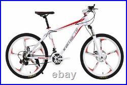 Mountain Bike/Bicycle Men/Women 21Speed 26 Wheel MTB Frames Full Suspension