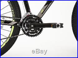 Mountain Bike Mtb Alloy Frame & Fork Front Suspension 27.5 Wheels Hard Tail