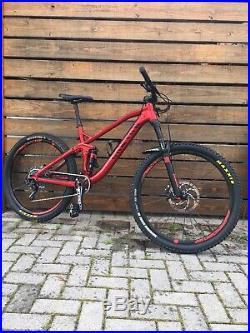 Mtb Canyon Spectral Al 7 0 Ex 2016 frame 2018 | Mountain Bike Frame