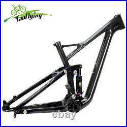 Mtb Carbon Frame 29er Full Suspension Mountain Bike Frame + Air Shock Absorbers