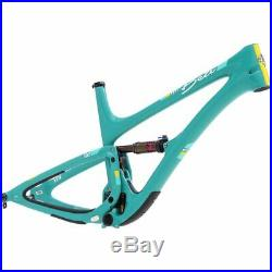 NEW Yeti Cycles SB5 Beti Turq Carbon Mountain Bike Frame 2018 Shock Large