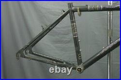 Nashbar 5000xecutive MTB Bike Frame 18 Large Hardtail Rigid Fork Canti Charity